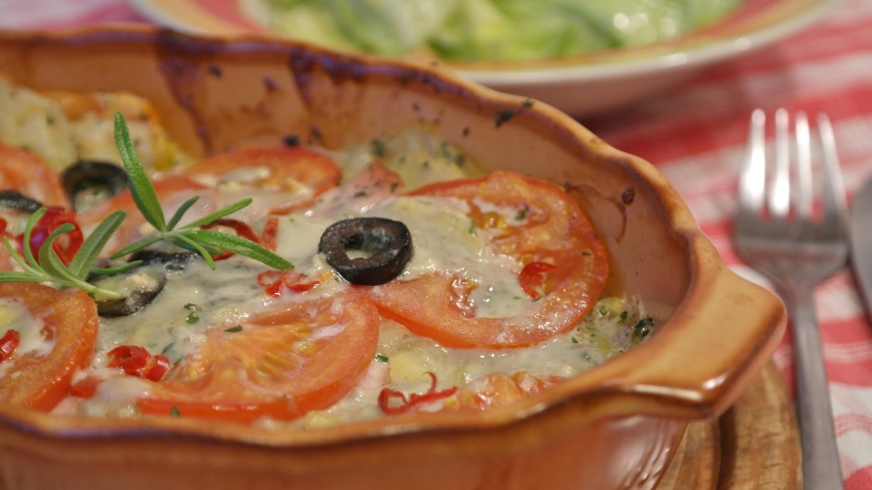 queso tomate